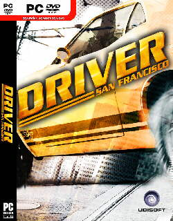 Driver: San Fransisco Cover