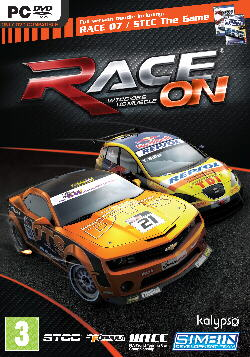 Race on Cover